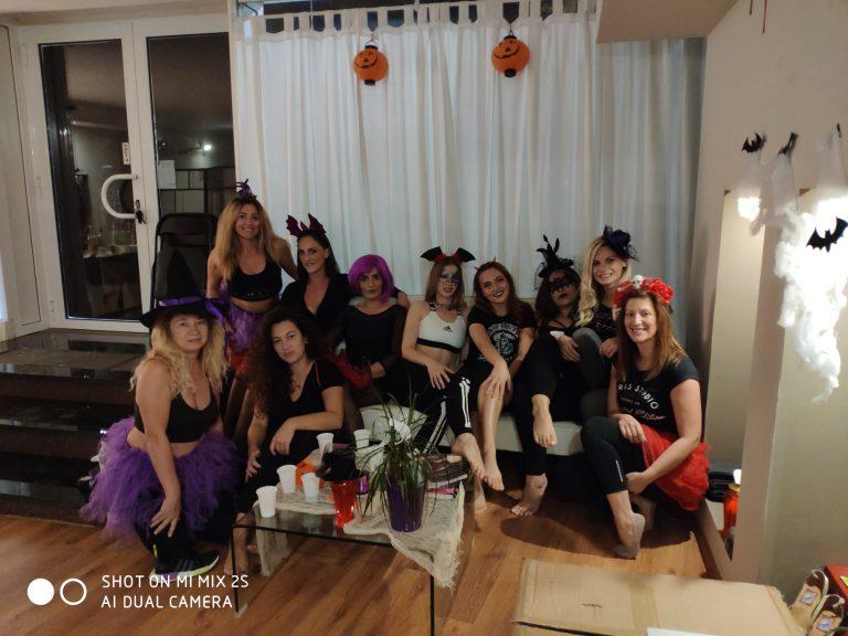 Halloween Split 2020.