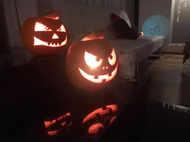 Halloween Split 2019.